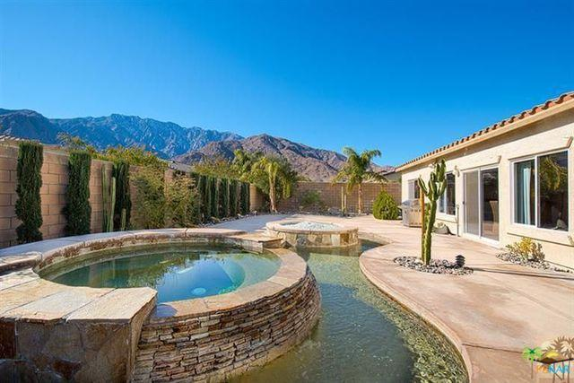 965 Alta Ridge, Palm Springs, CA 92262 (MLS #18310598PS) :: The John Jay Group - Bennion Deville Homes