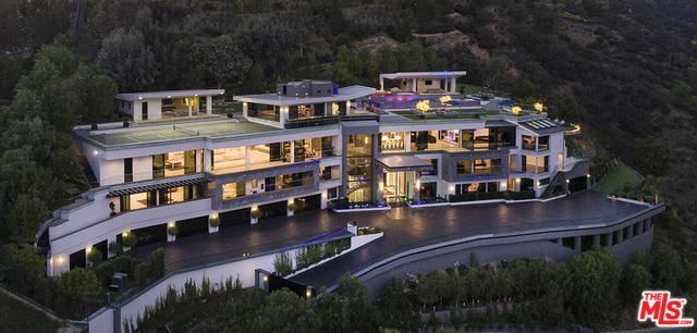 10979 Chalon Road, Los Angeles (City), CA 90077 (MLS #18310922) :: The John Jay Group - Bennion Deville Homes