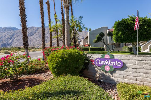 353 N Hermosa Drive 7D2, Palm Springs, CA 92262 (MLS #18311912PS) :: The John Jay Group - Bennion Deville Homes