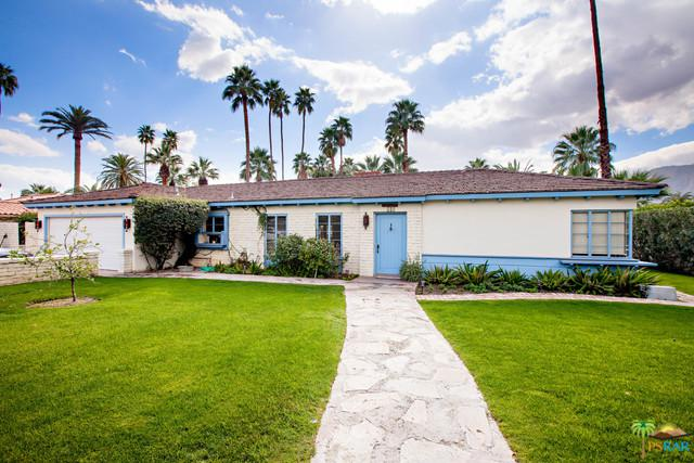 385 E Valmonte Norte, Palm Springs, CA 92262 (MLS #18311984PS) :: The John Jay Group - Bennion Deville Homes