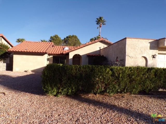 64427 Pinehurst Circle, Desert Hot Springs, CA 92240 (MLS #18312122PS) :: The John Jay Group - Bennion Deville Homes