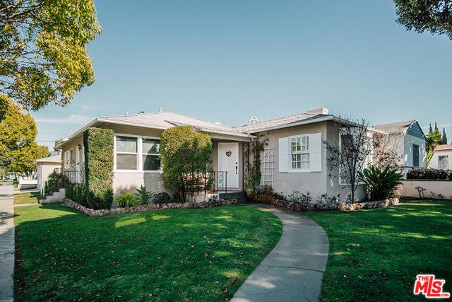 1301 Grant Street, Santa Monica, CA 90405 (MLS #18312676) :: The John Jay Group - Bennion Deville Homes