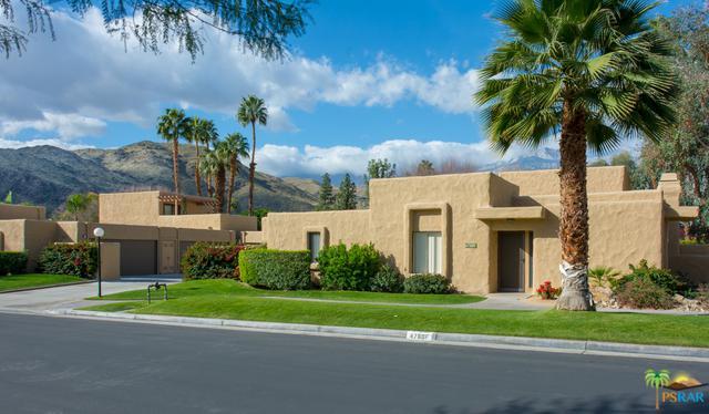 4760 N Winners Circle F, Palm Springs, CA 92264 (MLS #18313204PS) :: The John Jay Group - Bennion Deville Homes