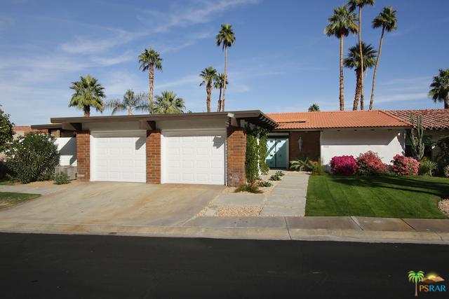 40220 Via Buena Vista, Rancho Mirage, CA 92270 (MLS #18313230PS) :: The John Jay Group - Bennion Deville Homes