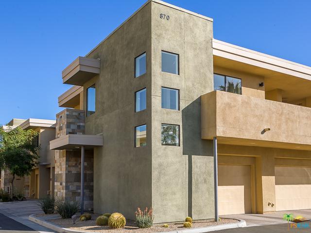 870 E Palm Canyon Drive #205, Palm Springs, CA 92264 (MLS #18313454PS) :: Deirdre Coit and Associates
