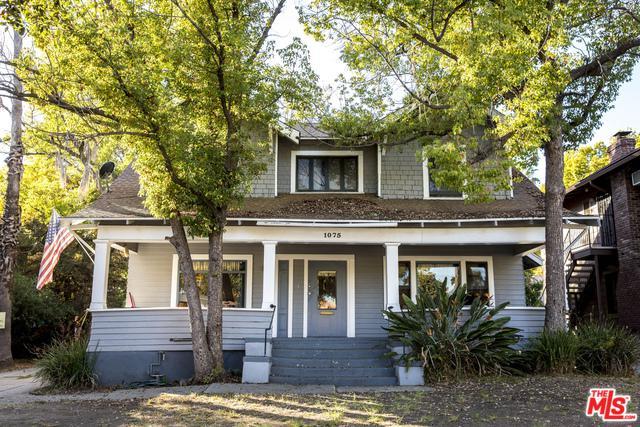 1075 N Los Robles Avenue, Pasadena, CA 91104 (MLS #18313592) :: Team Wasserman
