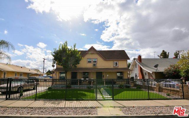 414 E Center Street, Pomona, CA 91767 (MLS #18313634) :: The John Jay Group - Bennion Deville Homes