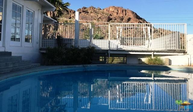 350 Ridge Road, Palm Springs, CA 92264 (MLS #18313758PS) :: Brad Schmett Real Estate Group