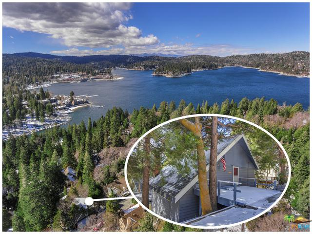 226 Sunset Drive, Lake Arrowhead, CA 92352 (MLS #18313790PS) :: The John Jay Group - Bennion Deville Homes