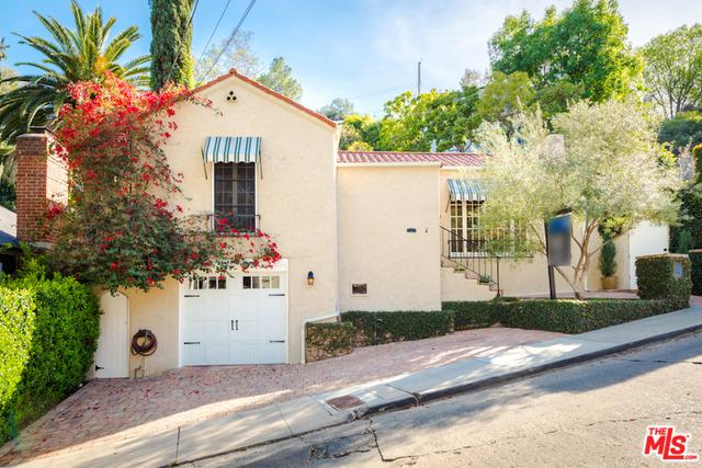 5918 Canyon Cove, Los Angeles (City), CA 90068 (MLS #18313998) :: The John Jay Group - Bennion Deville Homes