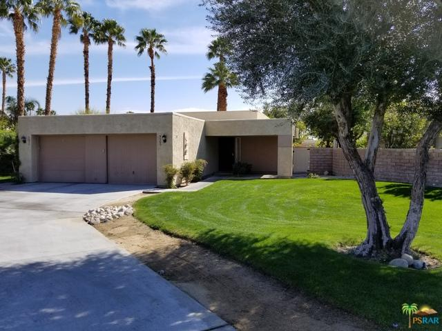 3060 Sunflower Circle, Palm Springs, CA 92262 (MLS #18314234PS) :: Brad Schmett Real Estate Group