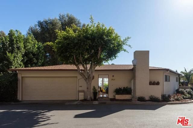 2821 Westshire Drive, Los Angeles (City), CA 90068 (MLS #18314616) :: The John Jay Group - Bennion Deville Homes