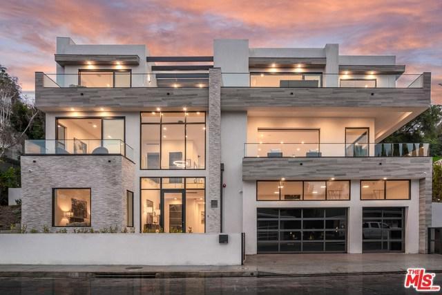3553 Alana Drive, Sherman Oaks, CA 91403 (MLS #18315026) :: The John Jay Group - Bennion Deville Homes