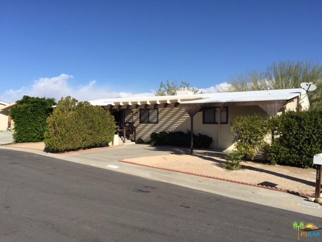 69650 Eastside Court, Desert Hot Springs, CA 92241 (MLS #18315088PS) :: The John Jay Group - Bennion Deville Homes