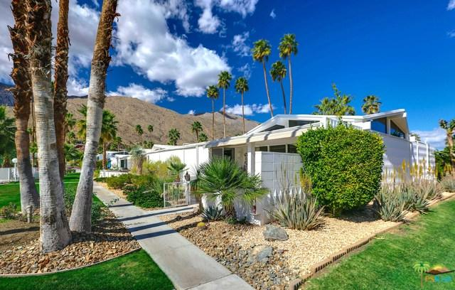 561 E San Jose Road, Palm Springs, CA 92264 (MLS #18315224PS) :: Brad Schmett Real Estate Group