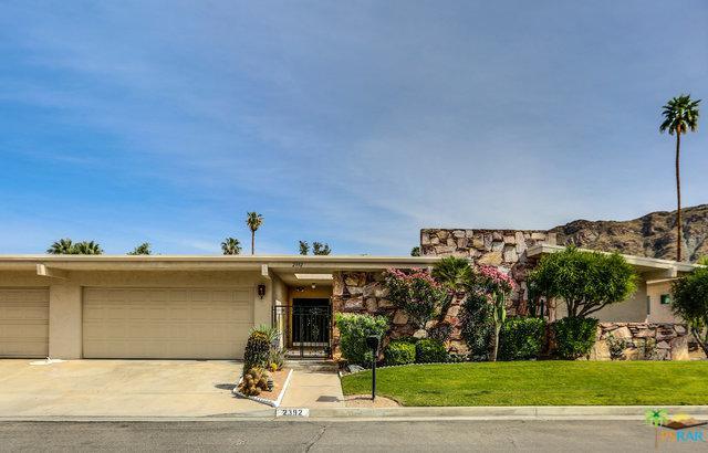 2392 Paseo Del Rey, Palm Springs, CA 92264 (MLS #18315280PS) :: Brad Schmett Real Estate Group