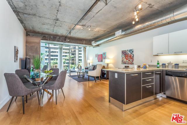 645 W 9th Street #435, Los Angeles (City), CA 90015 (MLS #18315410) :: The John Jay Group - Bennion Deville Homes