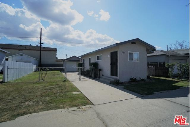350 E Silva Street, Long Beach, CA 90805 (MLS #18315674) :: The John Jay Group - Bennion Deville Homes