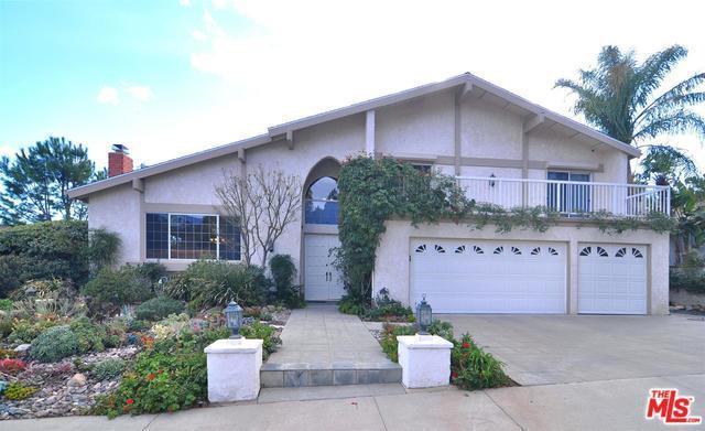 17630 Arvida Drive, Granada Hills, CA 91344 (MLS #18315830) :: The John Jay Group - Bennion Deville Homes
