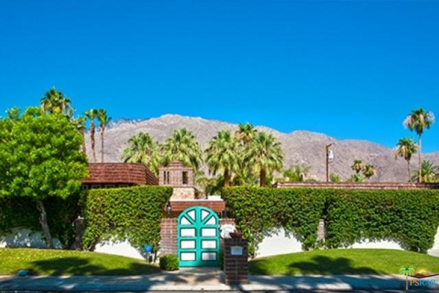635 S Grenfall Road, Palm Springs, CA 92264 (MLS #18315946PS) :: Deirdre Coit and Associates
