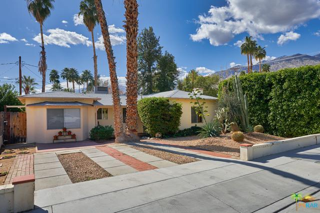 1345 E Camino Primrose, Palm Springs, CA 92264 (MLS #18317030PS) :: Deirdre Coit and Associates