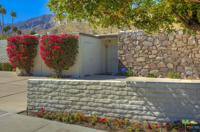 2073 S Calle Palo Fierro, Palm Springs, CA 92264 (MLS #18317184PS) :: Brad Schmett Real Estate Group