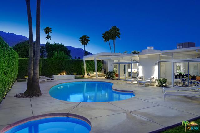 1191 E Paseo El Mirador, Palm Springs, CA 92262 (MLS #18317446PS) :: Brad Schmett Real Estate Group