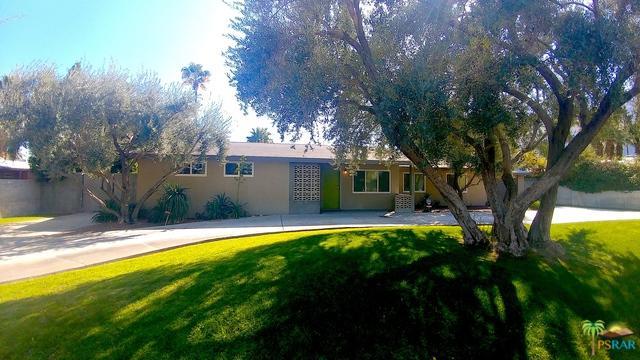 811 E Chia Road, Palm Springs, CA 92262 (MLS #18317638PS) :: Hacienda Group Inc