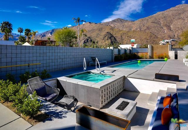 588 E San Lorenzo Road, Palm Springs, CA 92264 (MLS #18317894PS) :: Brad Schmett Real Estate Group
