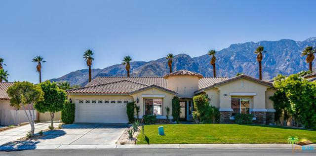 989 Vista Dunes, Palm Springs, CA 92262 (MLS #18318272PS) :: The John Jay Group - Bennion Deville Homes