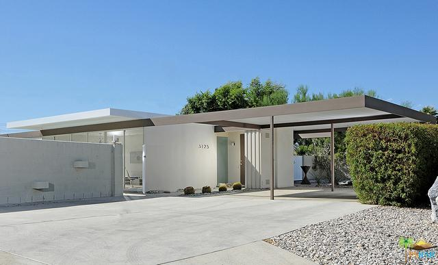 3125 N Sunnyview Drive, Palm Springs, CA 92262 (MLS #18318608PS) :: The John Jay Group - Bennion Deville Homes