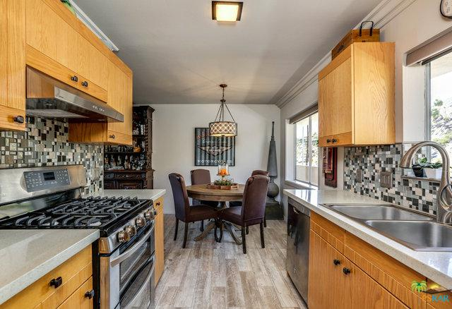 2396 S Palm Canyon Drive #23, Palm Springs, CA 92264 (MLS #18318724PS) :: The John Jay Group - Bennion Deville Homes