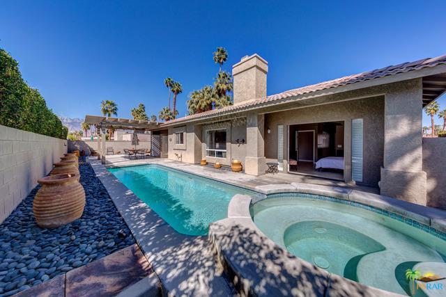 37740 Peacock Circle, Rancho Mirage, CA 92270 (MLS #18318848PS) :: The John Jay Group - Bennion Deville Homes
