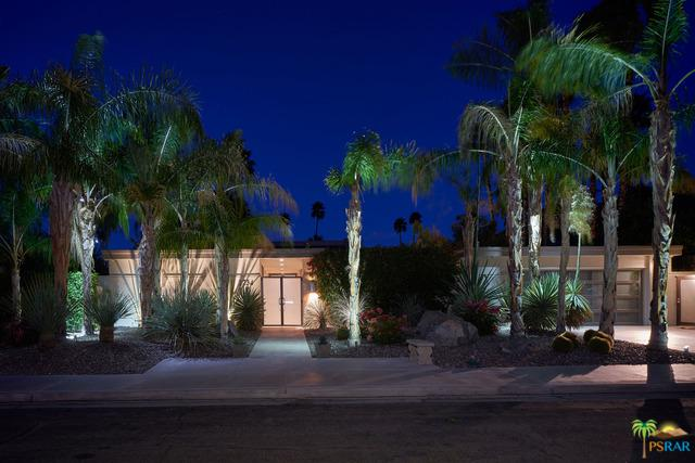2234 S Caliente Drive, Palm Springs, CA 92264 (MLS #18319368PS) :: The John Jay Group - Bennion Deville Homes