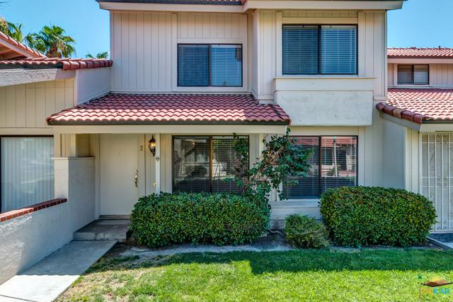 5960 Montecito Drive #2, Palm Springs, CA 92264 (MLS #18319470PS) :: Brad Schmett Real Estate Group
