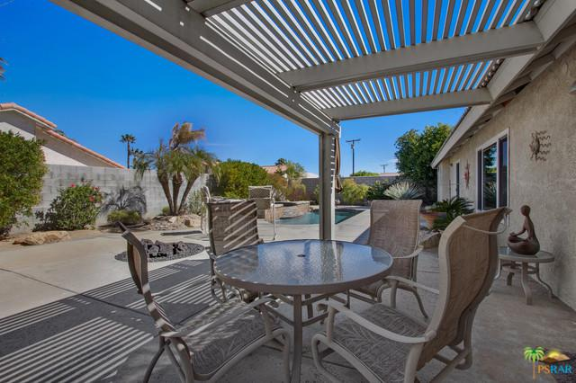 69340 El Canto Road, Cathedral City, CA 92234 (MLS #18319698PS) :: The John Jay Group - Bennion Deville Homes
