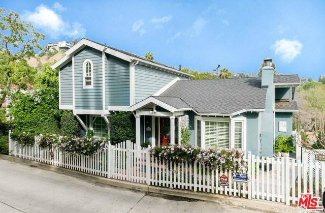 2264 La Granada Drive, Los Angeles (City), CA 90068 (MLS #18319892) :: The John Jay Group - Bennion Deville Homes