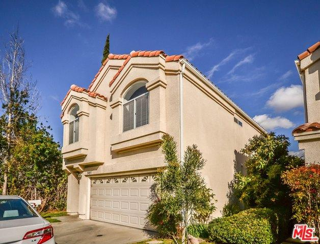 9185 Vincente Way, North Hills, CA 91343 (MLS #18320012) :: The John Jay Group - Bennion Deville Homes
