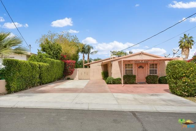 68604 F Street, Cathedral City, CA 92234 (MLS #18320170PS) :: The John Jay Group - Bennion Deville Homes