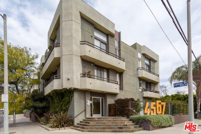 4567 Lexington Avenue #206, Los Angeles (City), CA 90029 (MLS #18320332) :: The John Jay Group - Bennion Deville Homes