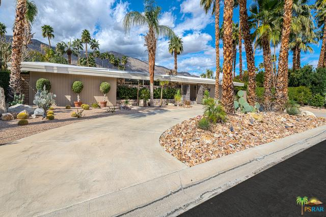 1411 S Paseo De Marcia, Palm Springs, CA 92264 (MLS #18320532PS) :: The John Jay Group - Bennion Deville Homes