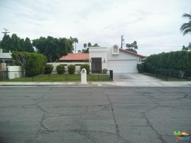 654 N Calle Marcus, Palm Springs, CA 92262 (MLS #18320730PS) :: Brad Schmett Real Estate Group