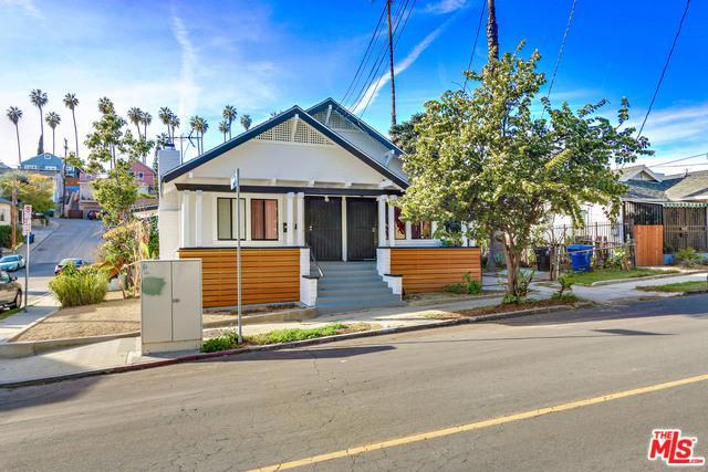 1401 Portia Street, Los Angeles (City), CA 90026 (MLS #18321098) :: The John Jay Group - Bennion Deville Homes