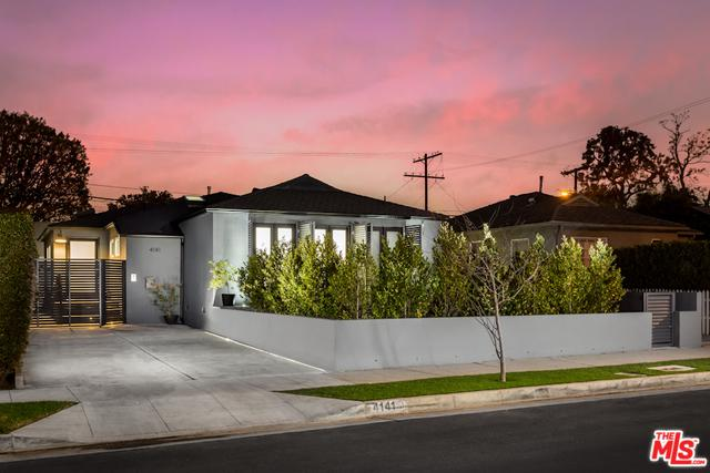 4141 Lyceum Avenue, Los Angeles (City), CA 90066 (MLS #18321166) :: The John Jay Group - Bennion Deville Homes