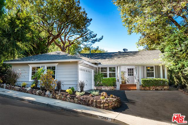 12061 Mound View Place, Studio City, CA 91604 (MLS #18321214) :: The John Jay Group - Bennion Deville Homes