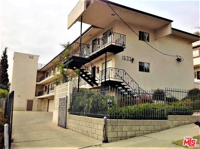 1633 Micheltorena Street, Los Angeles (City), CA 90026 (MLS #18321242) :: The John Jay Group - Bennion Deville Homes