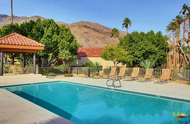 2886 N Andalucia Court, Palm Springs, CA 92264 (MLS #18321424PS) :: The John Jay Group - Bennion Deville Homes
