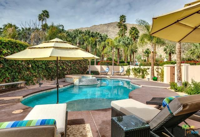 1978 S Mesa Drive, Palm Springs, CA 92264 (MLS #18321564PS) :: Brad Schmett Real Estate Group