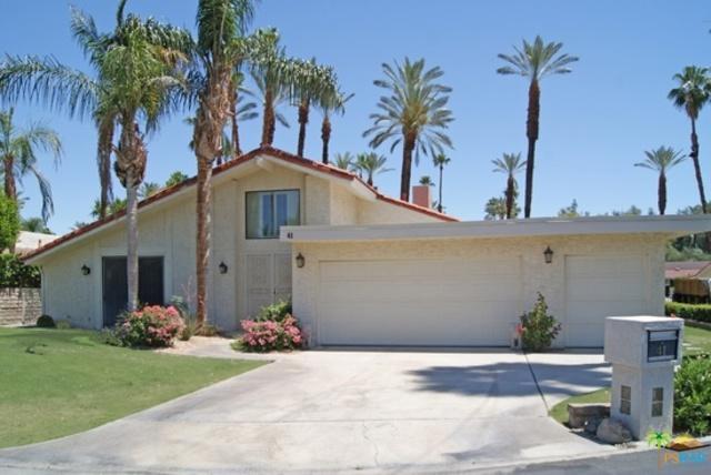 41 Lincoln Place, Rancho Mirage, CA 92270 (MLS #18321604PS) :: Brad Schmett Real Estate Group