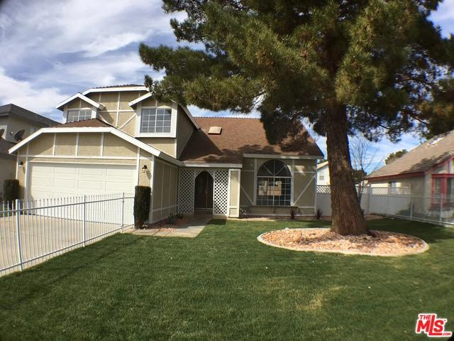 43515 Carol Drive, Lancaster, CA 93535 (MLS #18321848) :: The John Jay Group - Bennion Deville Homes